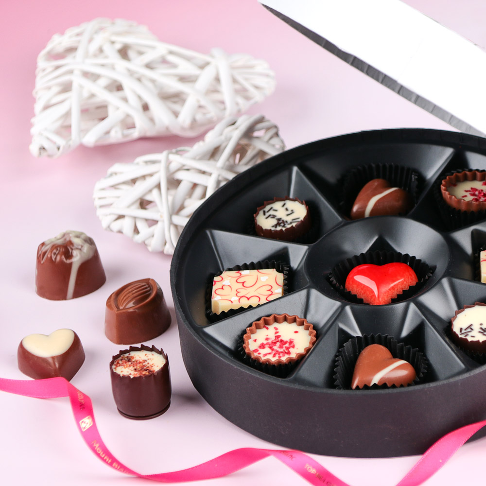 czekoladki dla kobiety