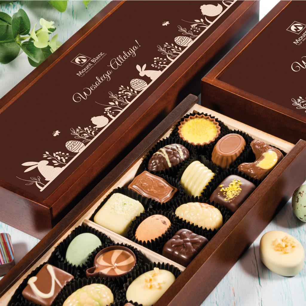 czekoladki wielkanocne dla firm